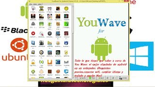 getlinkyoutube.com-Aprende todo sobre You Wave:( Requisitos previos,conectar Wi-Fi, cambiar idioma y teclado ..) Part1