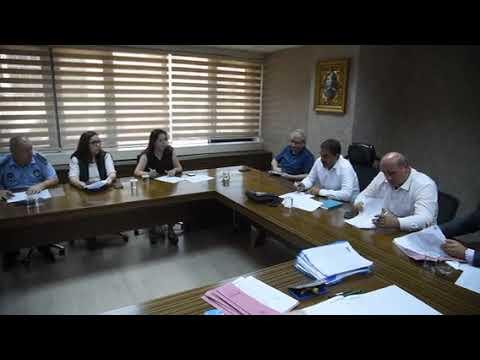 İHALELER VE ENCÜMEN TOPLANTILARI - ENCÜMEN'DE ÖNEMLİ KARARLAR ALINDI