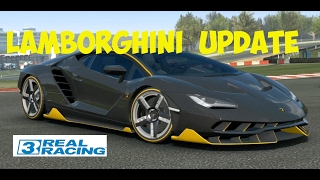 getlinkyoutube.com-Real Racing 3 Lamborghini Centenario update Daytona 500