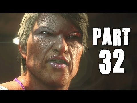 Dead Rising 3 Gameplay Walkthrough Part 32 - Jherii Psychopath Boss (XBOX ONE)