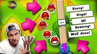 getlinkyoutube.com-NEW UPDATE!! :: Bloons TD Battles :: fun times with nick
