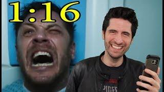 Venom Teaser Trailer - Funniest 1:16 Comments