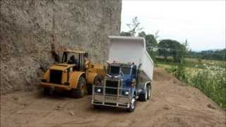 getlinkyoutube.com-2013 07 28 RC gravel transportation