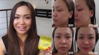 getlinkyoutube.com-Royale L-GlutaPower Anti-ageing Soap and Pinkish Glow Cream Review