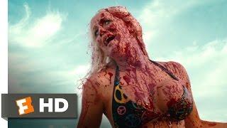 getlinkyoutube.com-Piranha 3D (7/9) Movie CLIP - Crimson Tide (2010) HD