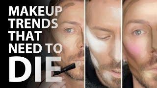 getlinkyoutube.com-MAKEUP TRENDS THAT NEED TO DIE IN 2016!!!!
