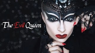 getlinkyoutube.com-✦ The Evil Queen - Halloween 2016 | KATOSU ✦