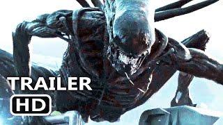 АLIEN: COVENАNT Official Trailer # 2 (2017) Horror, Аlien Movie HD