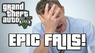 GTA V: EPIC FAILS! (GTA 5 Online Funny Moments)
