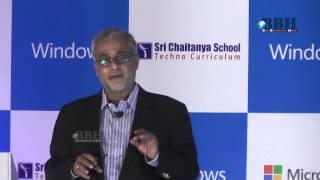 Bhaskar Pramanik Chairman , Microsoft Corporation ( India) Pvt. Ltd