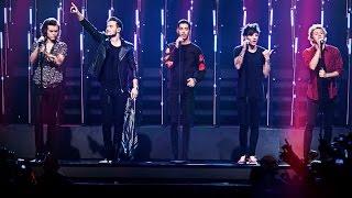 One Direction Sjunger Steal My Girl Under Finalen Av Idol 2014   Idol Sverige