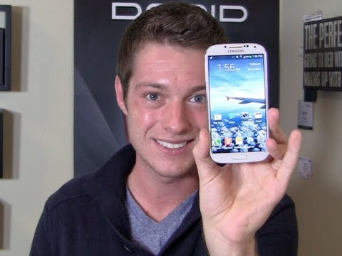 Samsung Galaxy S 4 Review: Software