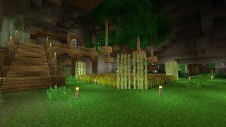 getlinkyoutube.com-Minecraft: UnderGround Base tour.