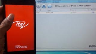 Itel 1508 flashing error solution