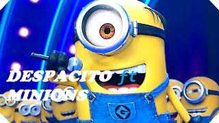 DESPACITO ft. Minions | Video Song With Lyrics | DESPICABLE ME 3