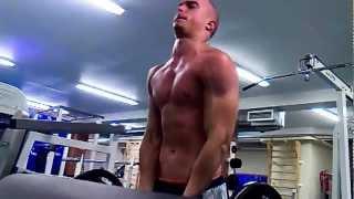 getlinkyoutube.com-E. Anderson biceps exercise. (Ectomorph)