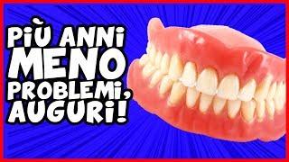 getlinkyoutube.com-TANTI AUGURI DI BUON COMPLEANNO! [Auguri a denti stretti] Video divertenti. Compleanno. Auguri