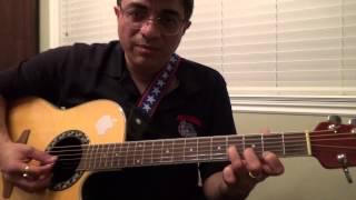 getlinkyoutube.com-Nalam Vazha Illayaraaja song guitar chords and lead lesson by Suresh