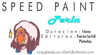 getlinkyoutube.com-Speed Paint || Perla || •Steven Universe•