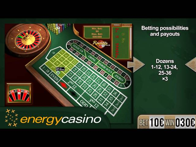How to play Roulette European, Roulette Multiball