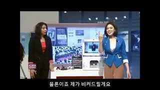 getlinkyoutube.com-Nail Art Printing Machine @ Korea Today