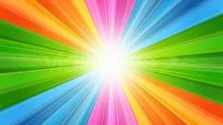 getlinkyoutube.com-Rising Rainbow Loopable Background