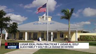 Alico Family Golf es un lugar ideal para divertirse practicando el Golf