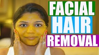 getlinkyoutube.com-Quick Facial Hair Removal At Home   SuperPrincessjo