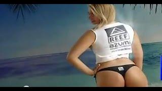 getlinkyoutube.com-Casting para elegir a las finalistas de Miss Reef - CHV Noticias