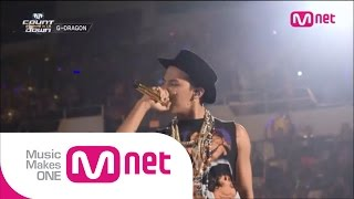 getlinkyoutube.com-Mnet [엠카운트다운] Ep.389 : 지드래곤(GD) - One of a kind + 삐딱하게(Crooked) + 크레용(Crayon) @MCOUNTDOWN_140814