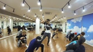 getlinkyoutube.com-EXO_으르렁 (Growl)_Dance Only (Chinese ver.)
