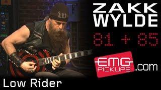 Zakk Wylde  Plays