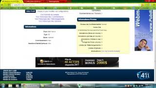 getlinkyoutube.com-Telecharger avec un ratio moin de 0.75 rapid sur t411 + plus ratio illimite
