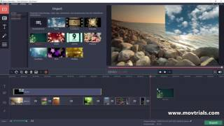 getlinkyoutube.com-Movavi Video Editor Review and Tutorial With Trial Download For PC and Mac