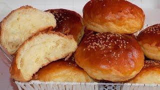 خبز بالحليب لفطور الصباح روووعة