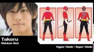 getlinkyoutube.com-Super Sentai History 2006- 2011(Boukenger to Gokaiger)
