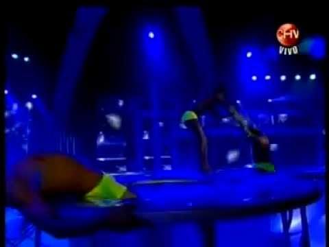 Francini Amaral en Aquadance