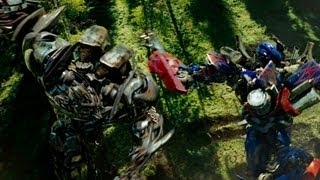 Transformers :  Revenge of the Fallen Forest Battle (1080pVF)