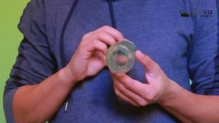 تعلم العاب الخفة # 549 (  تعرف على القرورة  التي تختفي )  magic trick revealed width=