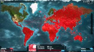 getlinkyoutube.com-Plague Inc. : Evolved : La Naissance de la Mort [FR-HD]