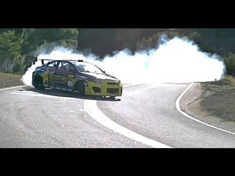 Tanner Foust Street Drift: Mulholland - GT Channel