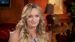 Stormy Daniels Smiles When Asked About Sexual Relationship With Donald Trump