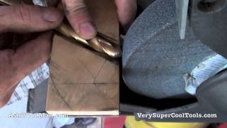 getlinkyoutube.com-Sharpen Your Own Drill Bits! - Save Money! It's Easy! Video 1