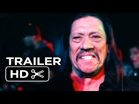 In The Blood Official Trailer #1 (2014) - Danny Trejo, Gina
