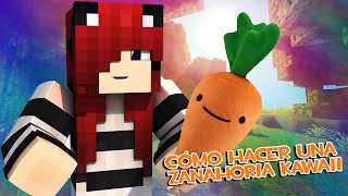 getlinkyoutube.com-COMO HACER UNA ZANAHORIA KAWAII | Build Battle 7