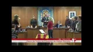 PLENO TOMA POSESION ALCALDE RAFAEL SERRALTA IBI 141113