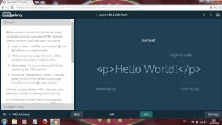 Tutorial HTML-CSS by Muchlisin Amin #part1