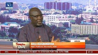 Ekiti Election: INEC Plotted A Rigging Scheme For APC-- Ologbondiyan