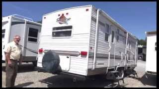 2004 sunline solaris 280 sr travel trailer -- 30211b