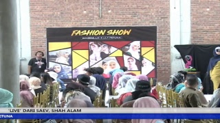 Fashion Show Innersejuk X Lily Petuna Part 2